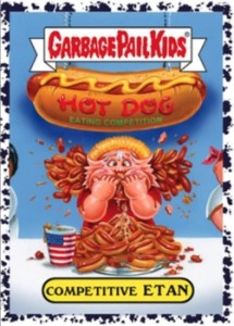 2016-Topps-Garbage-Pail-Kids-American-as-Apple-Pie-in-Your-Face-Bruised-Parallel