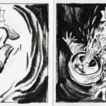 Lowell Isaac Panoramic Sketchs