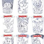 GPK Dave Shaped Sketches